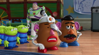 madame patate potato head pixar disney personnage character toy story 3