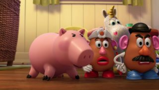madame patate potato head   personnage character pixar disney toy story toons mini buzz small fry
