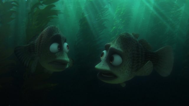 michel stan femme wife personnage character monde finding dory disney pixar