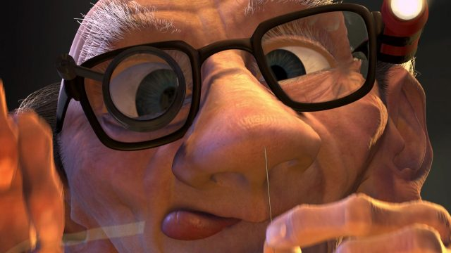 nettoyeur cleaner personnage character disney pixar