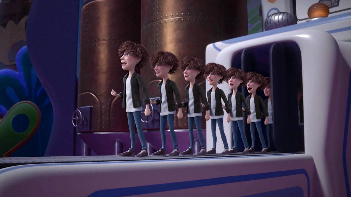 petit ami imaginaire Imaginary Boyfriends personnage character vice versa inside out disney pixar