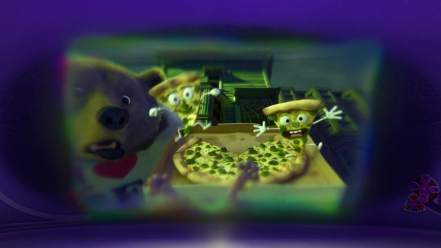 pizza personnage character vice versa inside out disney pixar