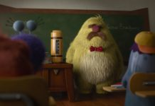 professeur william brandywine personnage character monstres academy monsters university pixar disney