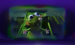 rat personnage character vice versa inside out disney pixar