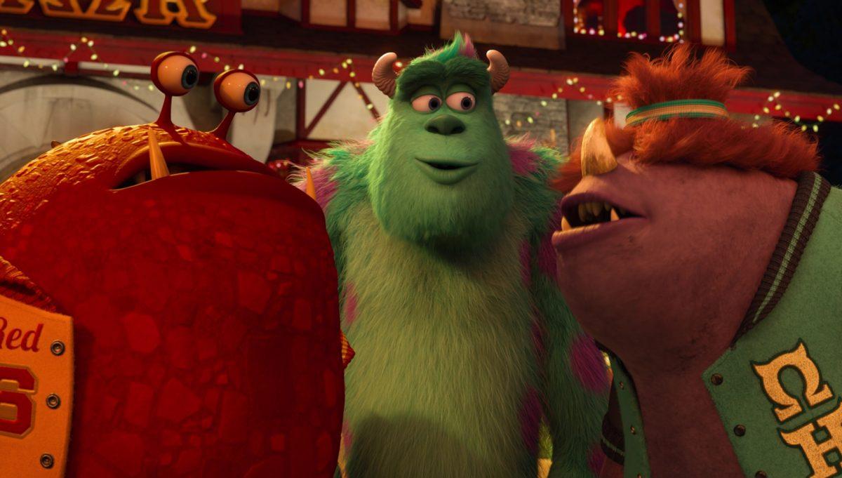 trenton hicks personnage character monstres academy monsters university disney pixar