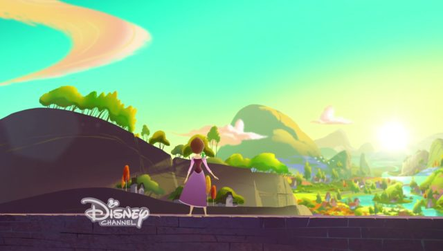 Actu Disney Channel Téléfilm Raiponce Before Ever After premieres minutes