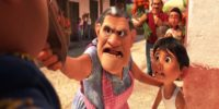 Abuelita Personnage Coco Disney Pixar Character