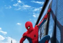 affiche poster disney marvel spider man homecoming