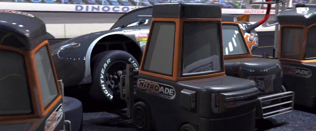 aiken axler personnage character cars disney pixar