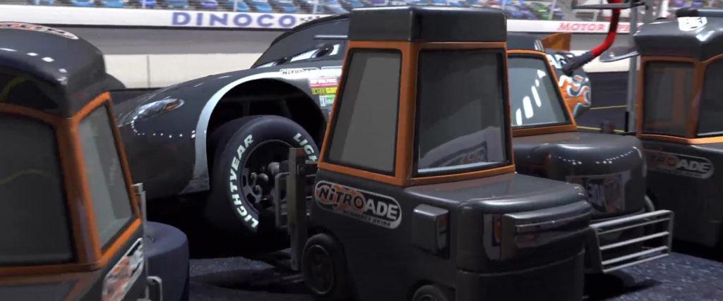 aiken axler  personnage character pixar disney cars