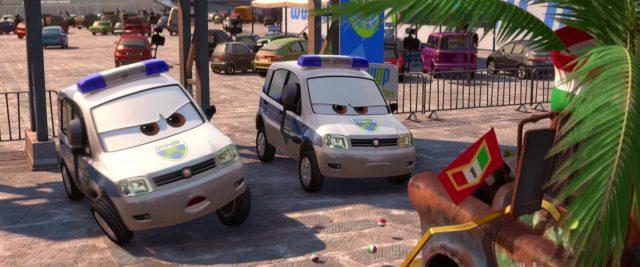 alex carvill personnage character cars disney pixar