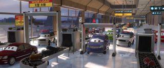 alex vandel personnage character pixar disney cars 2