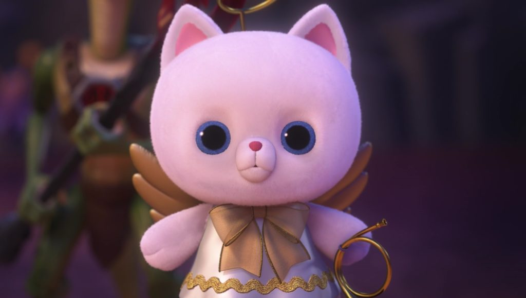 angel kitty   personnage character pixar disney toy story hors temps time forgot