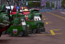austin littleton personnage character pixar disney cars 2