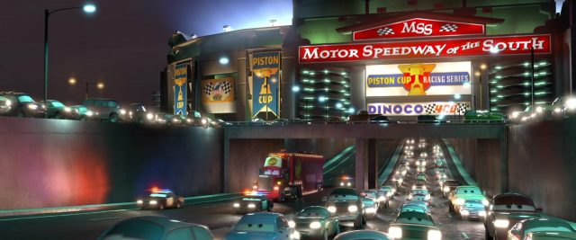 axle accelerator personnage character cars disney pixar