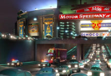 axle accelerator personnage character pixar disney cars