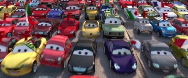 becky wheelin personnage character cars disney pixar
