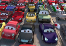 becky wheelin personnage character pixar disney cars 2