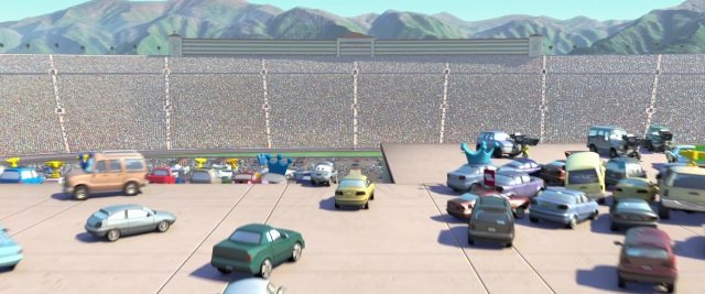 benny brakedrum personnage character cars disney pixar
