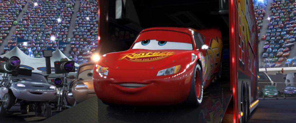 bernie banks   personnage character pixar disney cars