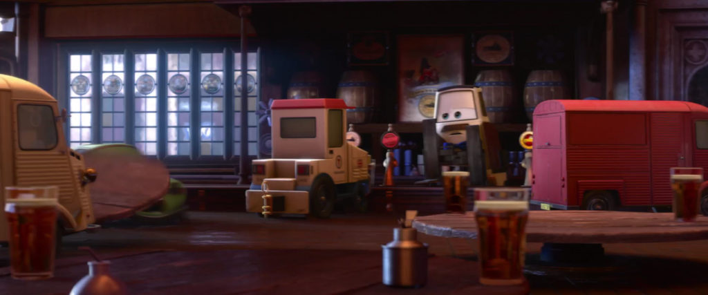 brian fuel personnage character pixar disney cars 2