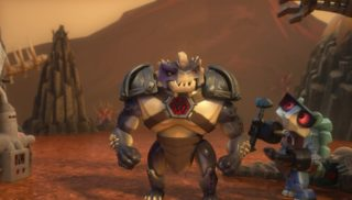 brutes personnage character pixar disney toy story hors temps time forgot