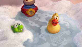calins cuddles  personnage character pixar disney toy story toons rex roi fête partysaurus