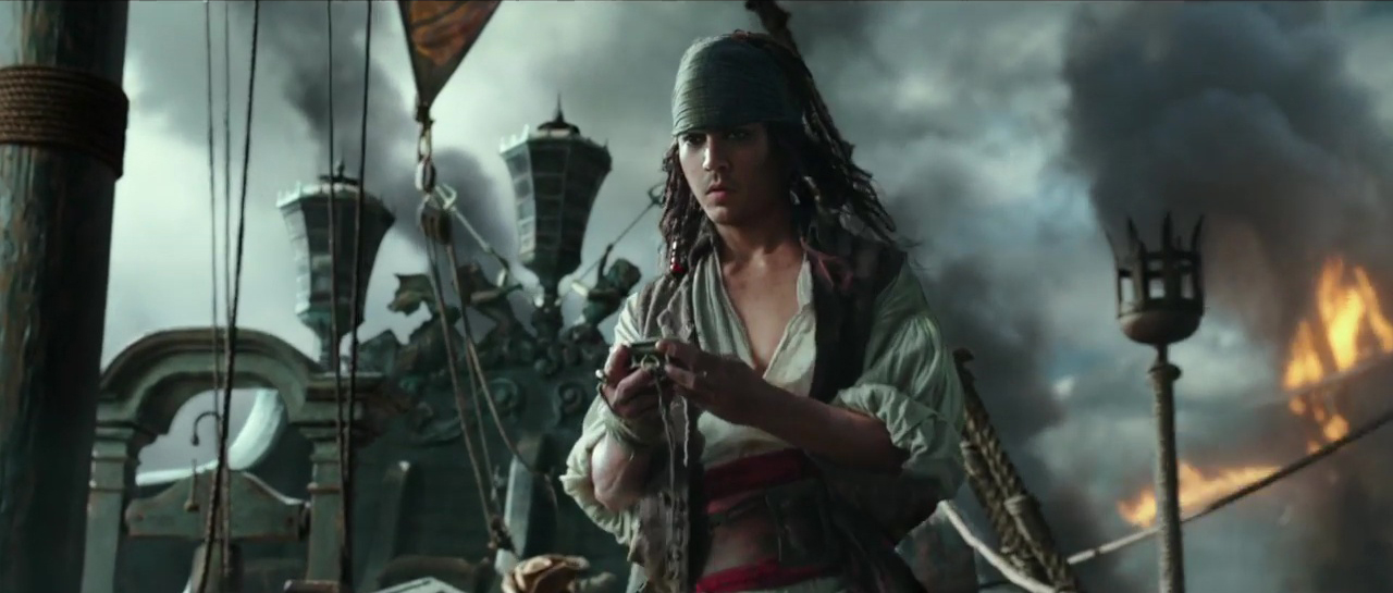 capture pirates caraibes caribbean vengeance salazar dead men tales disney pictures