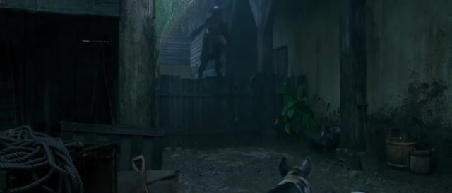 capture pirate caraibes vengeance salazar dead men disney