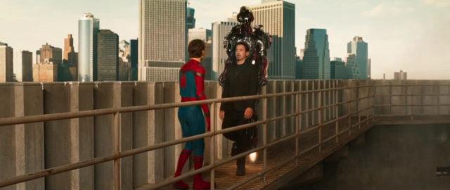 capture spider-man homecoming disney marvel
