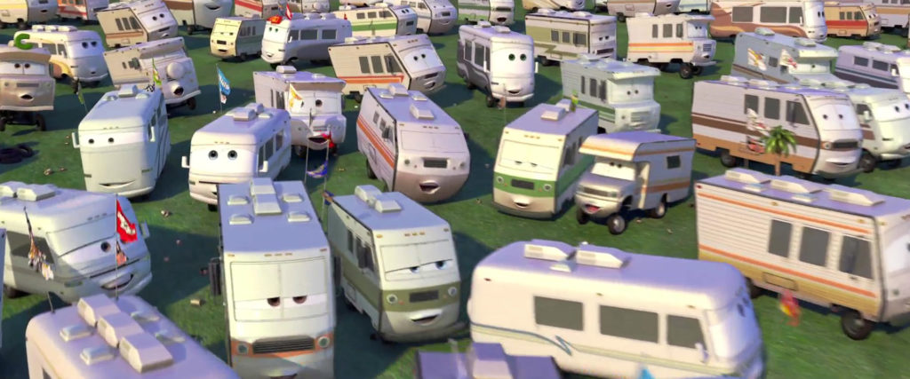 clayton gentlebreeze  personnage character pixar disney cars
