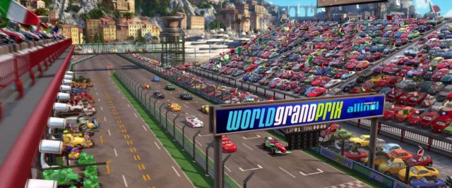 cruz besouro personnage character cars disney pixar