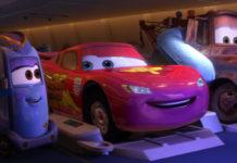 daniella muffler personnage character pixar disney cars 2
