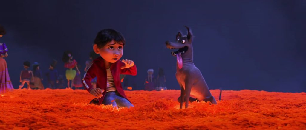 dante personnage character pixar disney coco