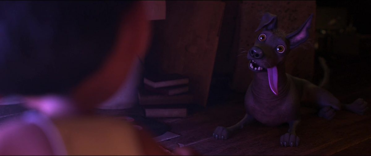dante personnage character coco disney pixar