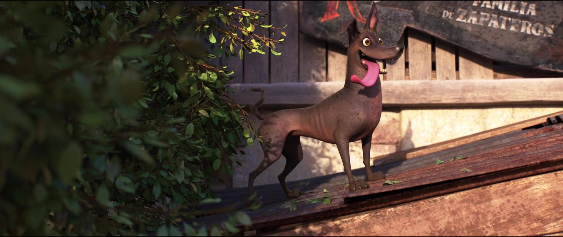 Dante Personnage Dans Coco Pixar Planet Fr