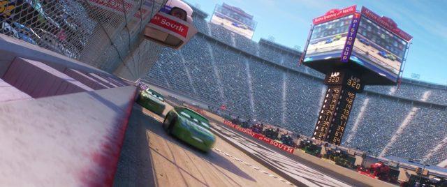 darren leadfoot personnage character cars disney pixar
