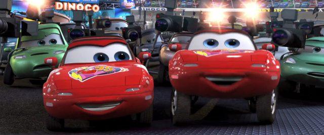 dash boardman personnage character cars disney pixar