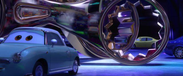 denise beam personnage character cars disney pixar
