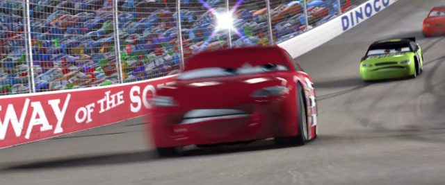 dirkson dagostino personnage character cars disney pixar