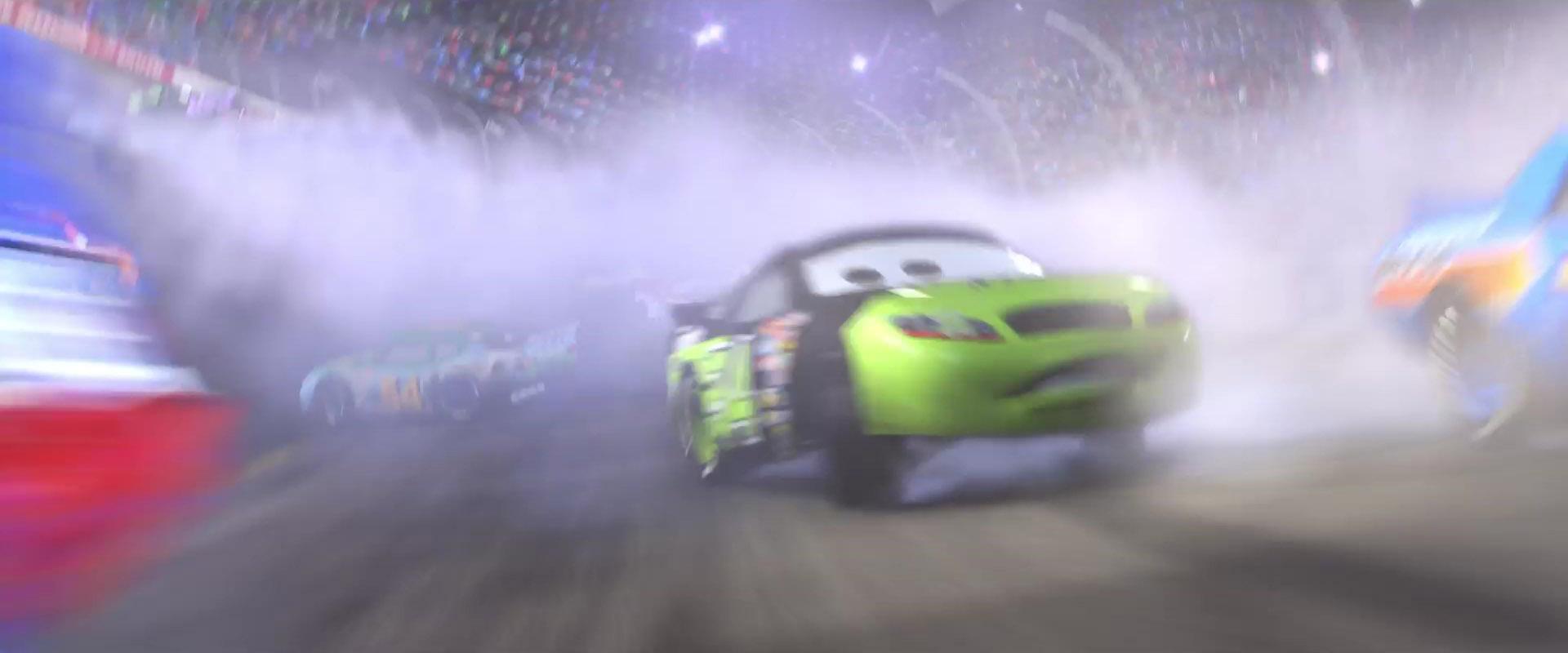 dirkson dagostino personnage character pixar disney cars