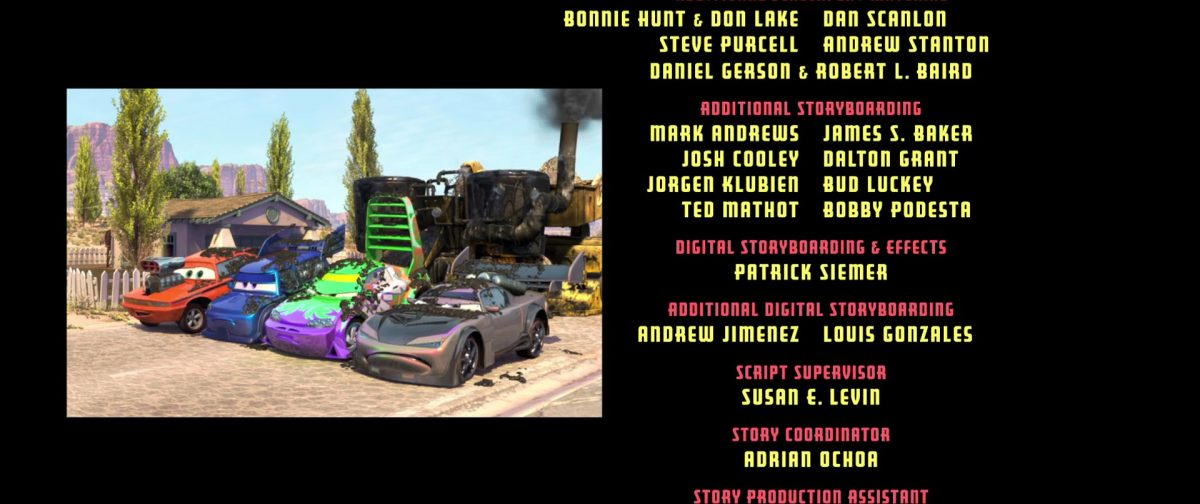 dj personnage character cars disney pixar