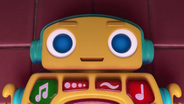 dj personnage character toy story disney pixar