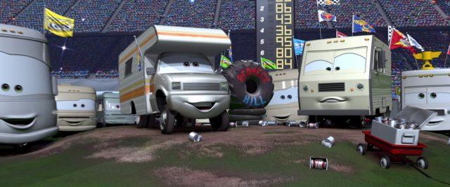doug rm personnage character cars disney pixar