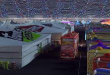 eric roadales personnage character pixar disney cars