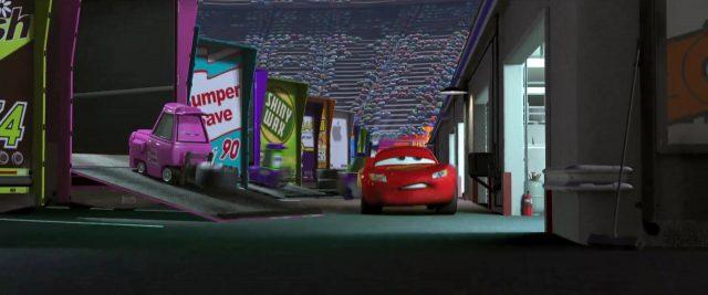 eric roadales personnage character cars disney pixar