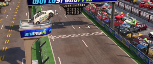 erik laneley personnage character cars disney pixar