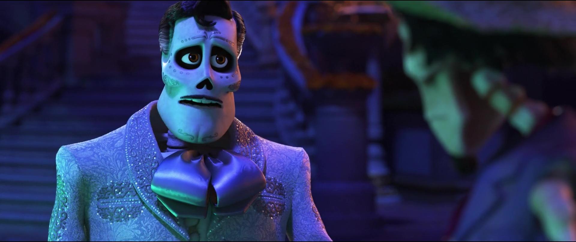 ernesto de la cruz personnage character coco disney pixar
