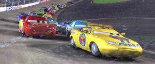 ernie gearson personnage character pixar disney cars