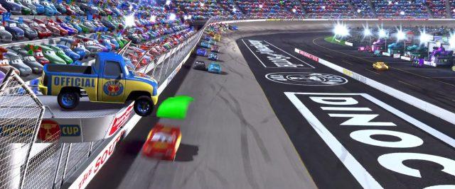 ernie gearson personnage character cars disney pixar